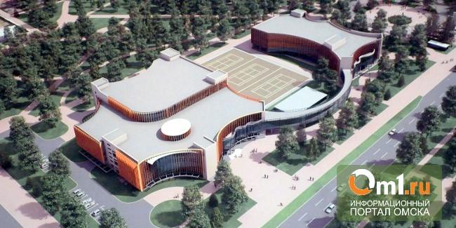 В Омске в новый аквапарк хотят вложить полтора миллиарда рублей