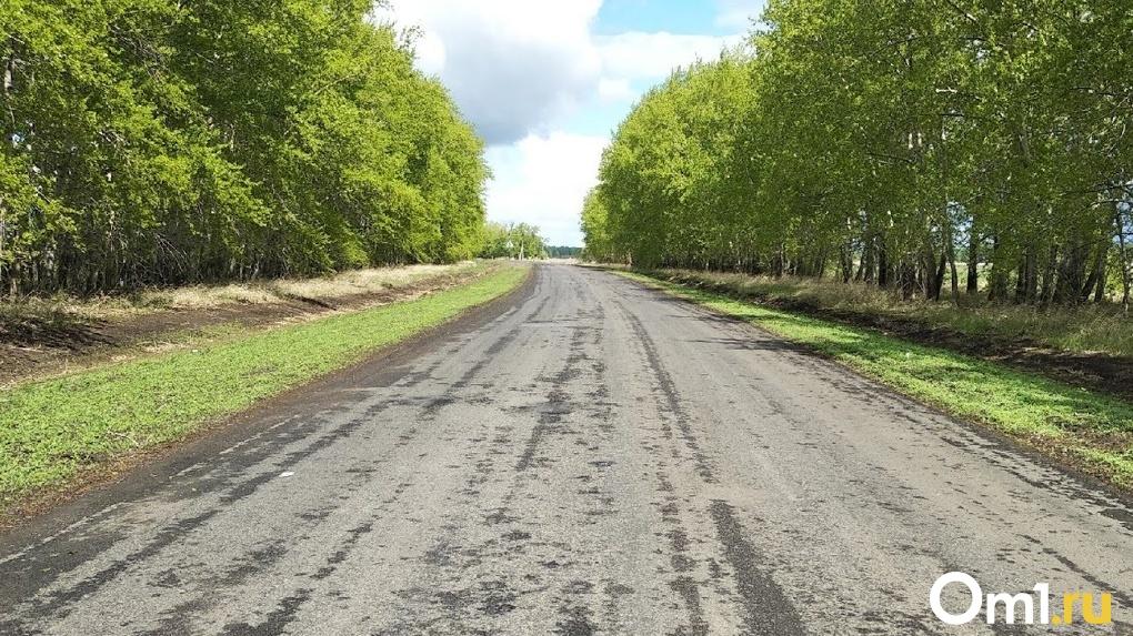 На ремонт дорог в Омской области дополнительно выделят миллиард
