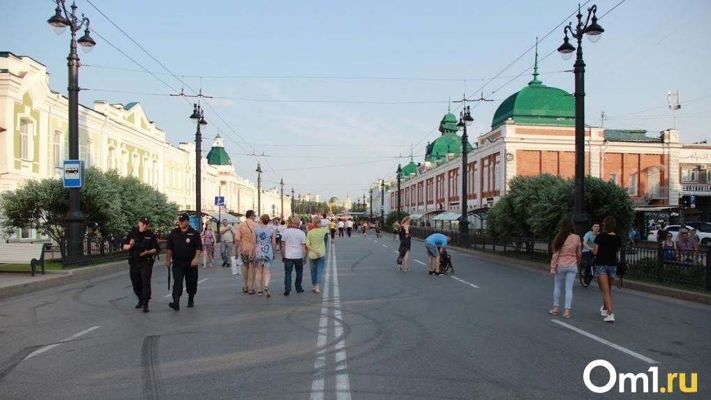Лучшей торговой улицей России стал Любинский проспект в Омске