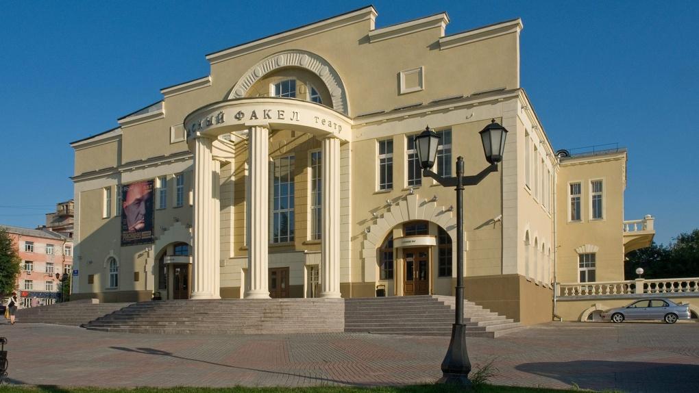 В новосибирском театре «Красный факел» поставили спектакль с нецензурной бранью