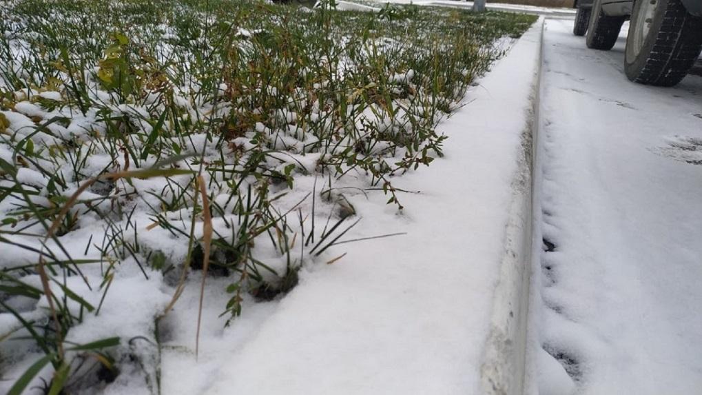 На Новосибирск надвигаются дожди, мокрый снег и порывистый ветер
