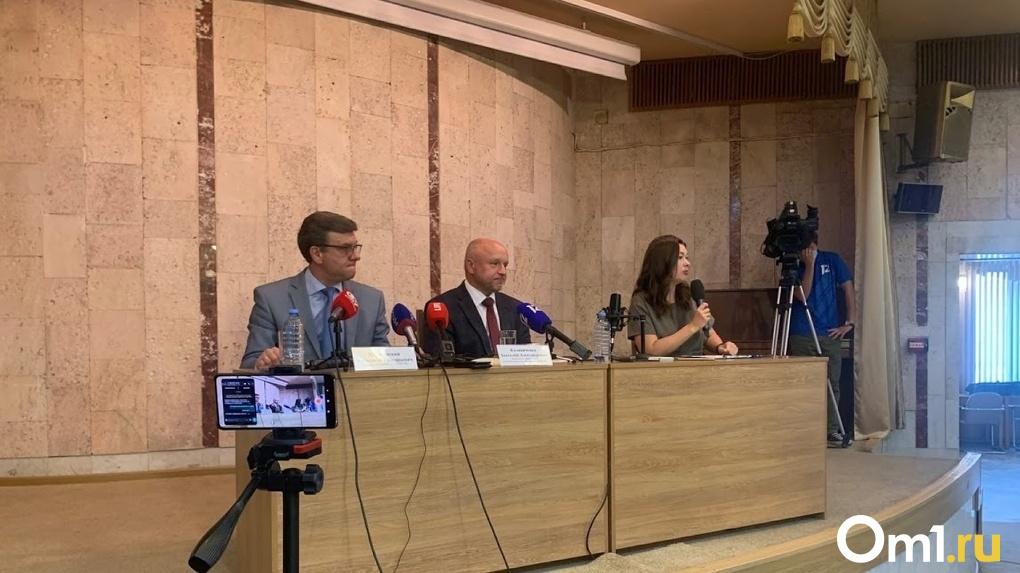 Омские медики запросили данные исследования Навального у немецкой клиники «Шаритэ»