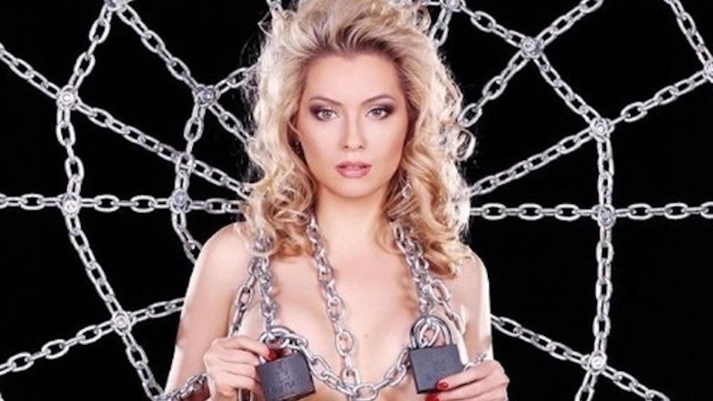 Теледива из Новосибирска Лена Ленина опубликовала голое фото и призвала уводить мужей из семей