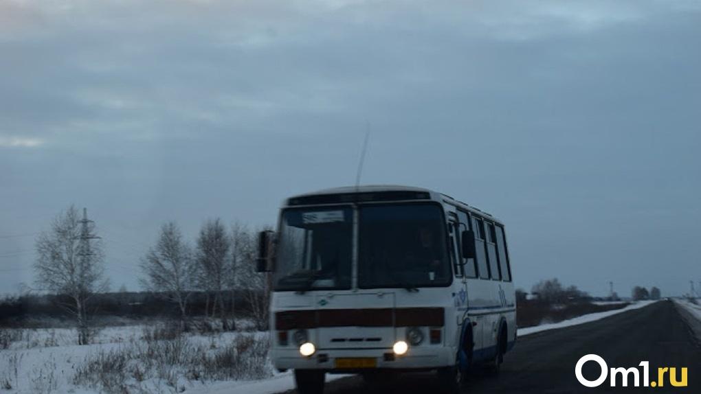 Перевозчик, закрывший 60 маршрутов, продолжит возить омичей по некоторым из них