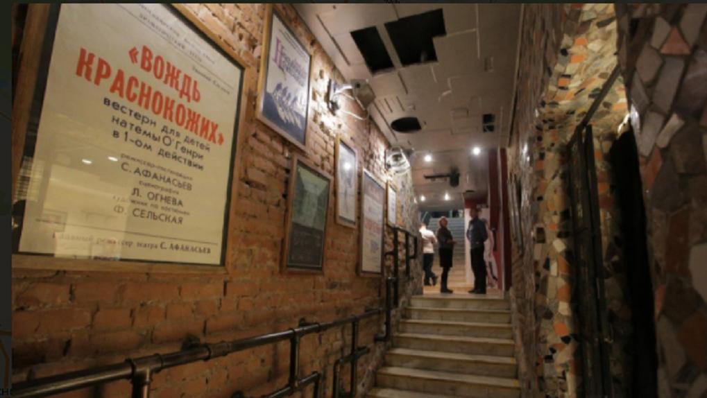 Более полумиллиарда рублей потратят на реконструкцию новосибирского театра Афанасьева