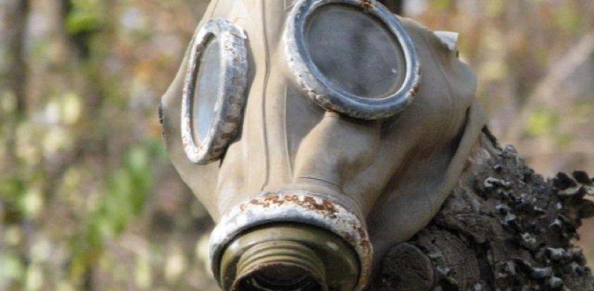 В Хабаровске, как и в Омске, тоже воняет химическим веществом