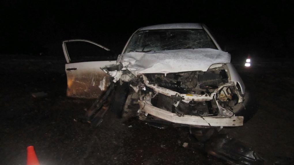 В Омской области в страшном ДТП погиб чиновник
