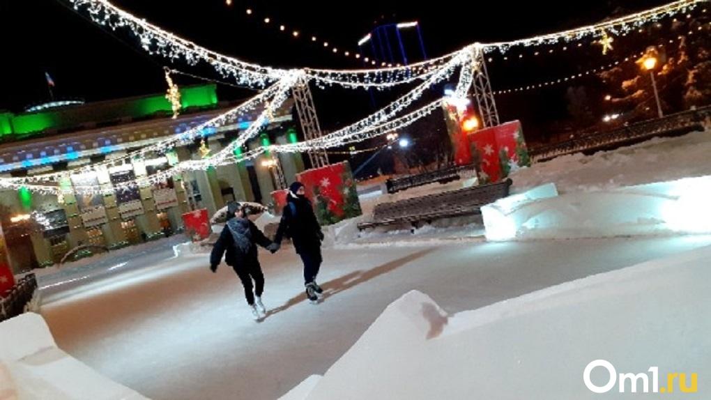 Новосибирск станет новогодней столицей России