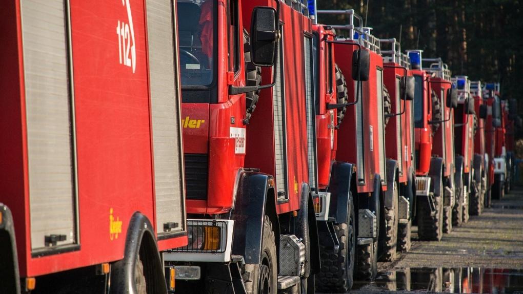 Новосибирские пожарные выезжали на ложные вызовы более двух тысяч раз
