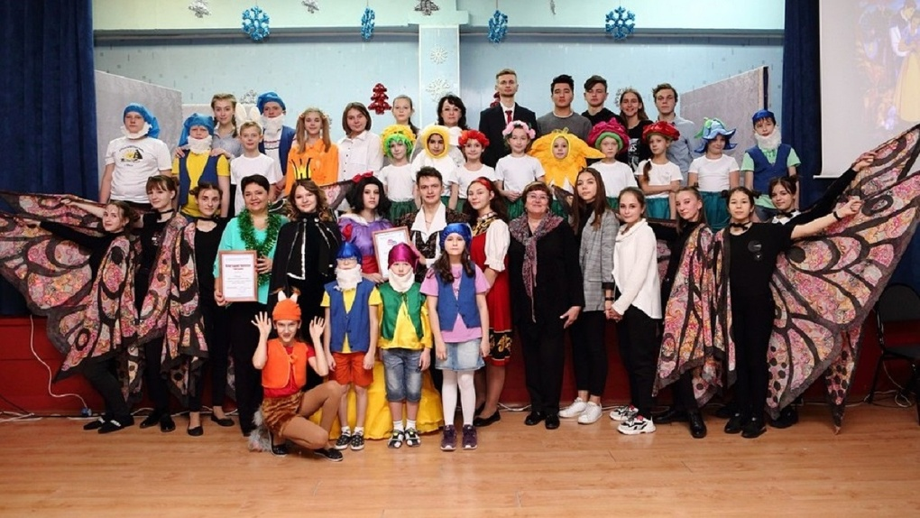 В Омске завершился проект «Театр и дети»