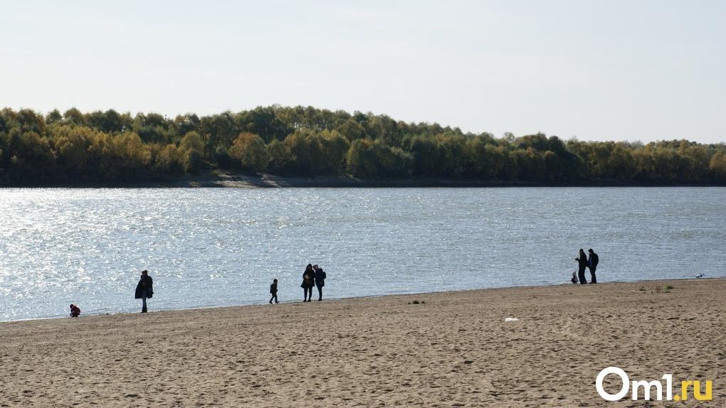Эксперты признали протекающую через Новосибирск реку Обь грязной