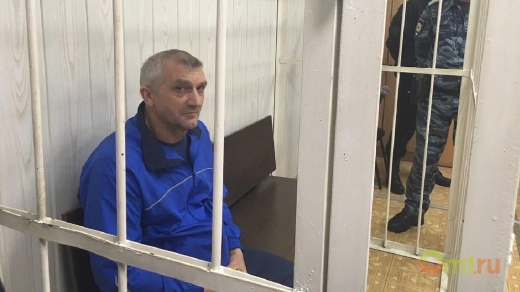 Главный омский пристав Витрук не смог обжаловать свой арест
