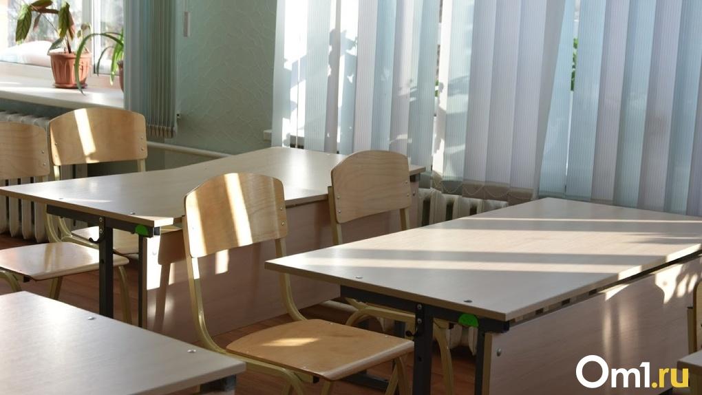 Первая омская школа ушла на дистанционку. У ученика нашли коронавирус