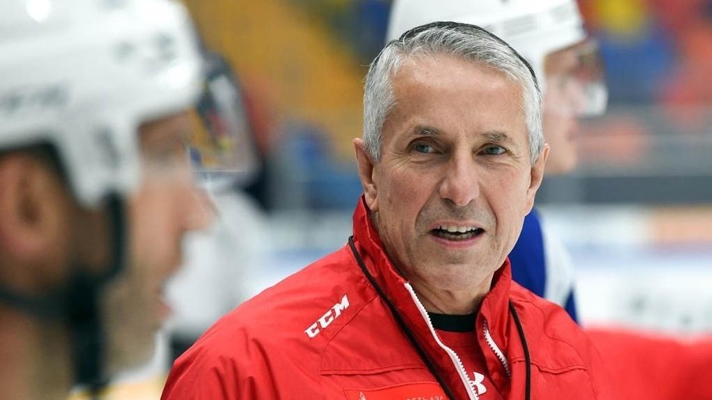 Боб Хартли: омский «Авангард» может взять Кубок Гагарина