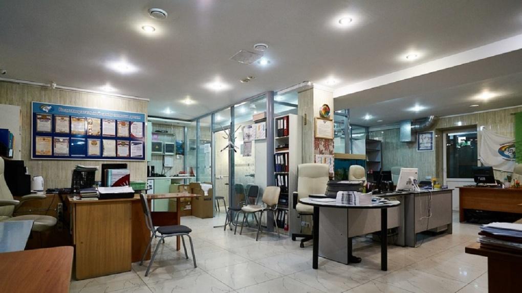 Омский благотворительный центр «Радуга» продаёт свой офис в центре города за 10 млн рублей