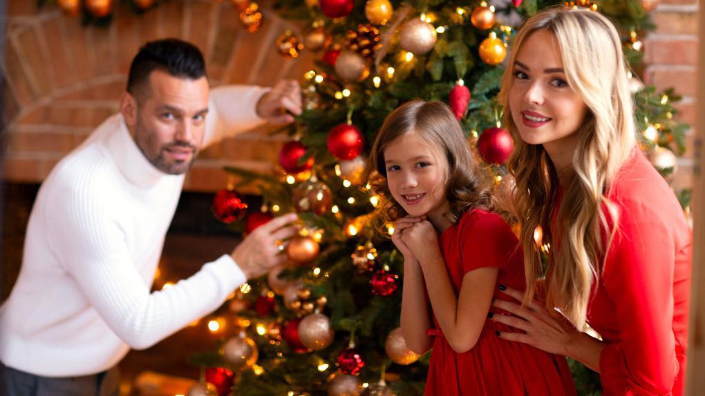 Готовимся к Новому году: создаем волшебный праздник с любовью и «Бауцентром»