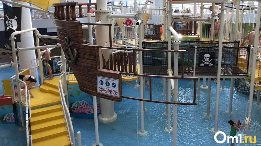 Застройщик новосибирского аквапарка намерен обанкротиться