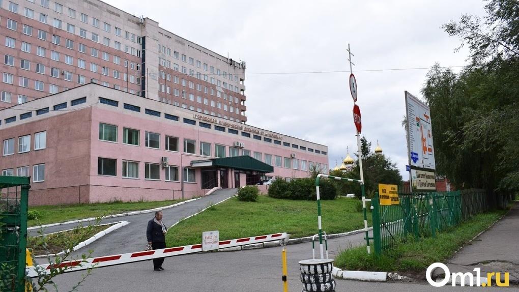 Омич угнал машину, чтобы сбежать из больницы и уехать домой