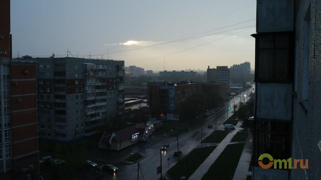 Лето придет в Омск только 7 июня