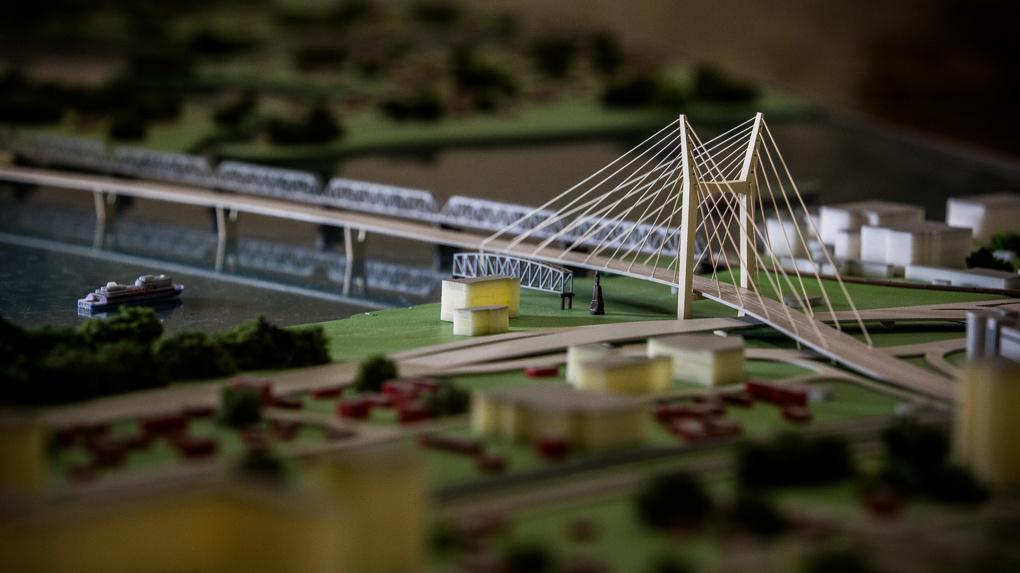 В Новосибирске потратят шесть миллиардов рублей на строительство моста в створе улицы Ипподромской