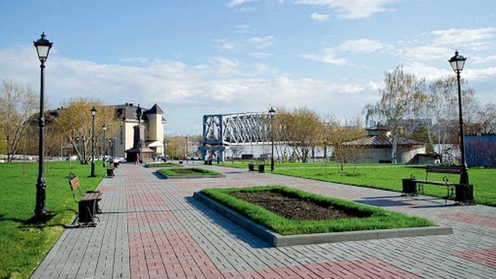 В Новосибирске запретили гулять на Михайловской набережной