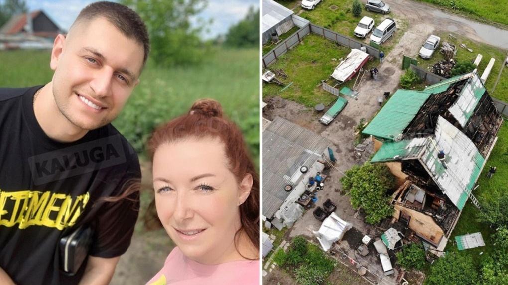 «Хотел помочь, остался крайним»: жених Ольги Бузовой из Новосибирска оправдался перед семьёй погорельцев
