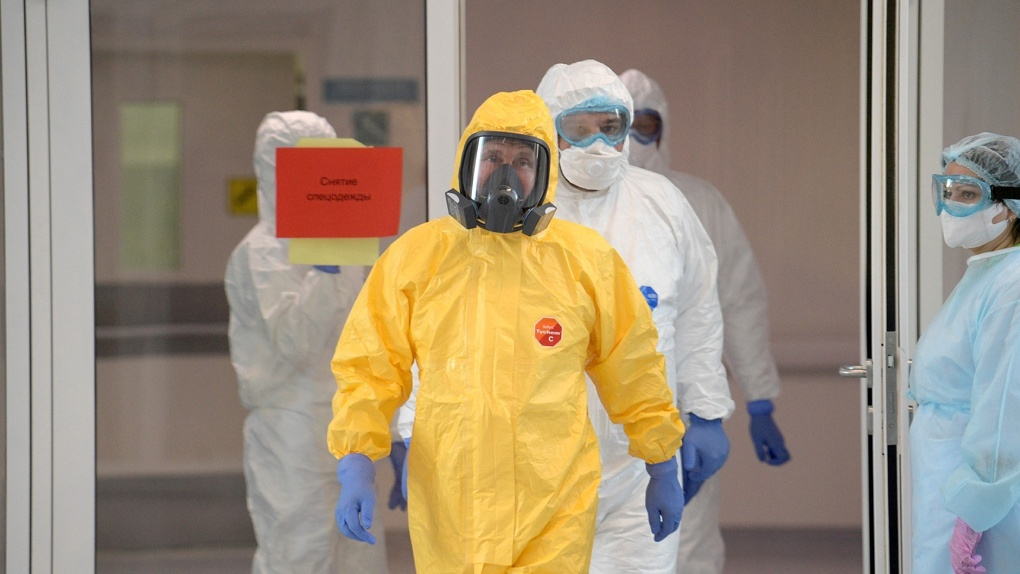 У главврача больницы в Коммунарке обнаружили коронавирус