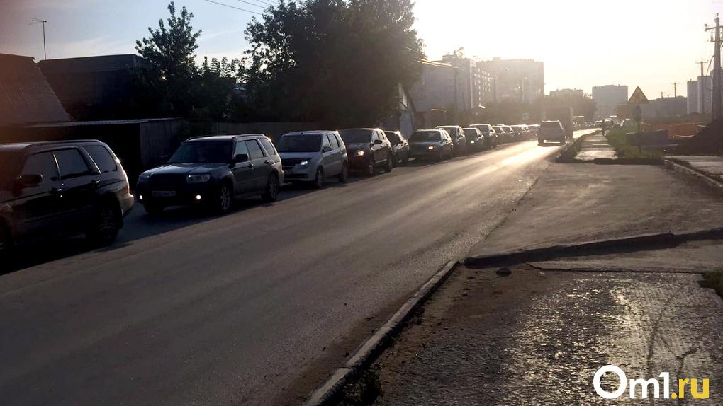 Анатолий Локоть извинился перед новосибирцами за адские пробки на улице Петухова