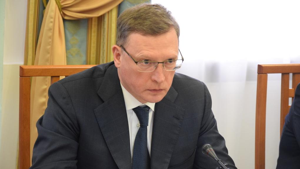 Налоги, мусор и киоски: на что жаловались Буркову омские бизнесмены