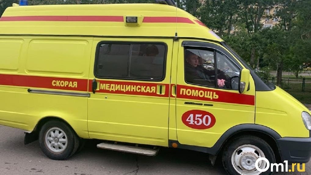 Молодая девушка погибла на омской трассе