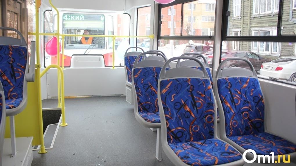 Омск сэкономил больше 300 млн рублей, благодаря закупке новых автобусов и троллейбусов