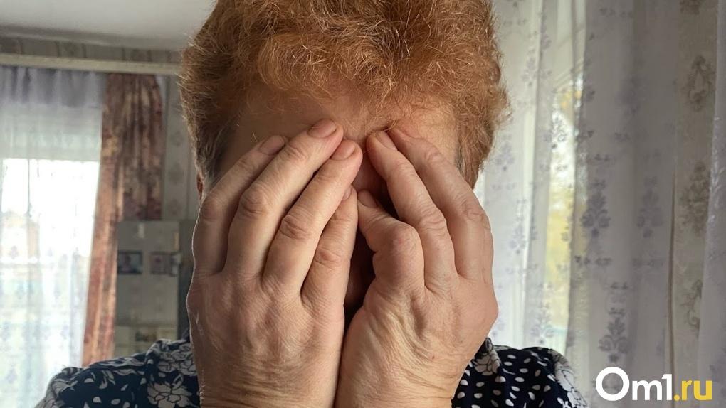 Официально: омским пенсионерам запретили покидать свои квартиры