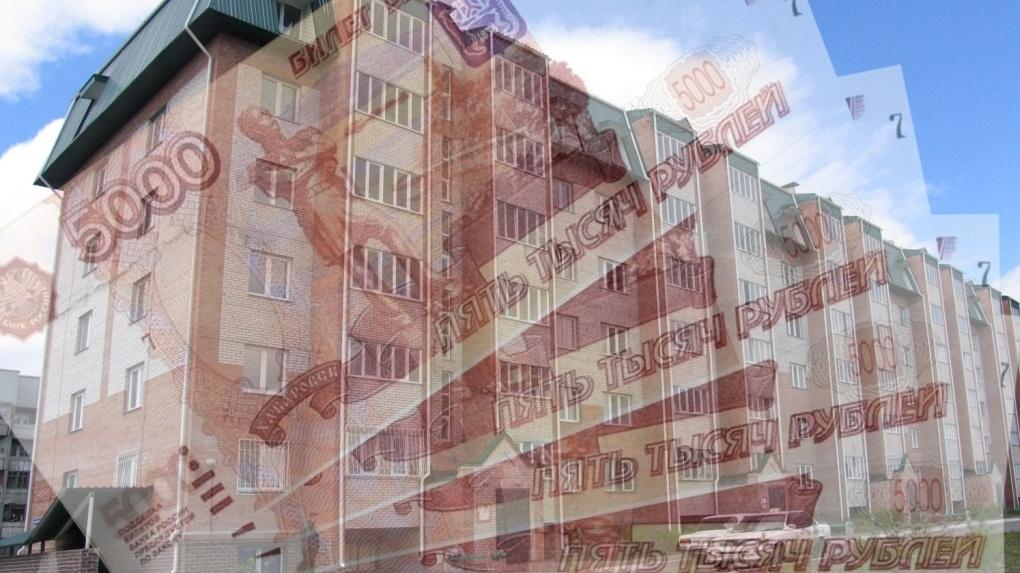 В Омске управляющая компания украла 14 миллионов за капремонт