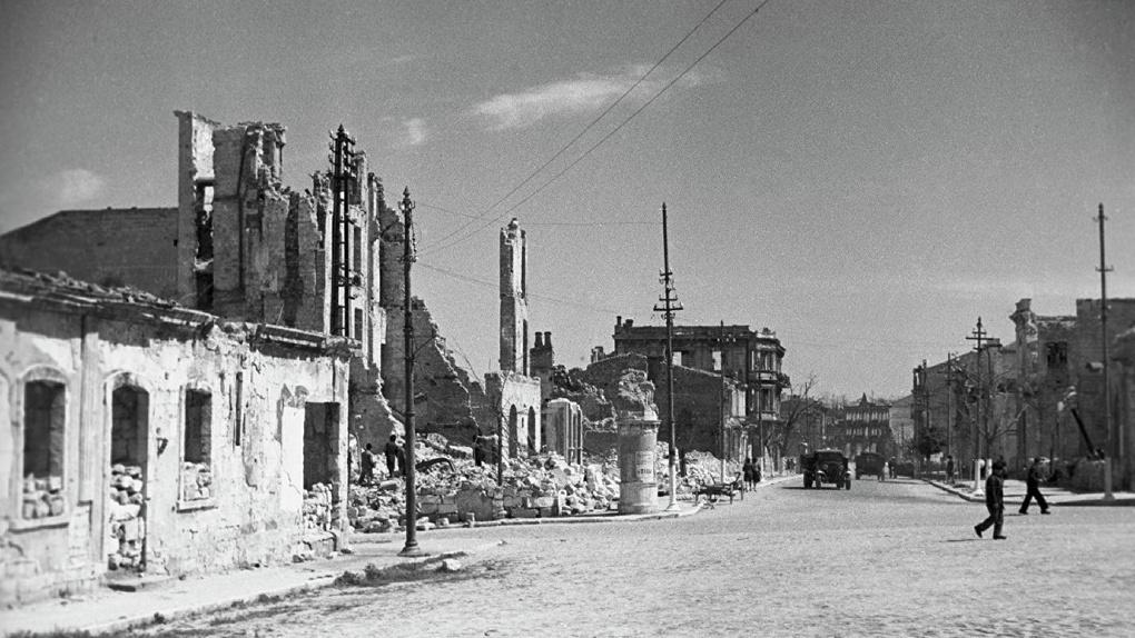 Минобороны рассекретило архивные документы и фото об освобождении Севастополя от фашистов