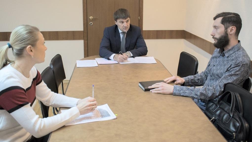 Минстрой Омской области начал диалог с дольщиками ЖСК «Центральный-2»