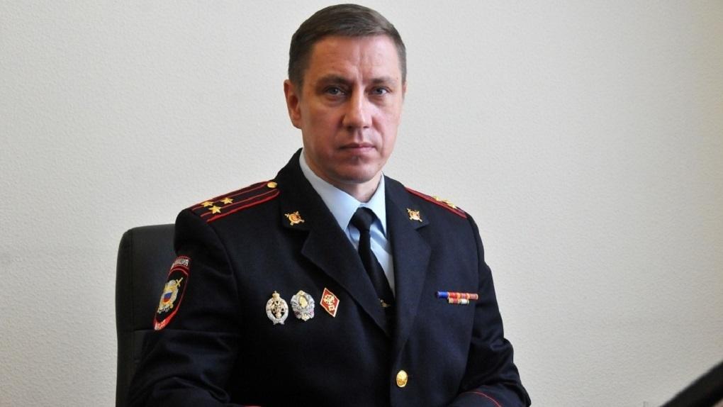 В Омске назначили нового начальника в МВД по противодействию коррупции