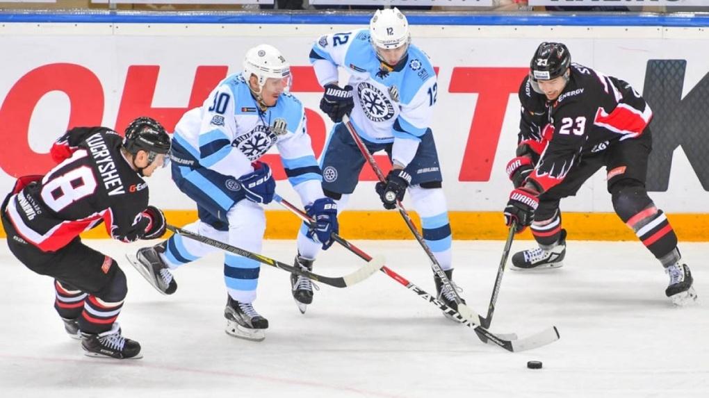 Омский «Авангард» назвал 10 причин пойти на матч с ХК «Сибирь»