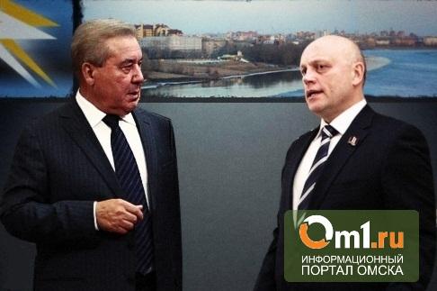 Губернатор Назаров поблагодарил Полежаева за кадетский корпус