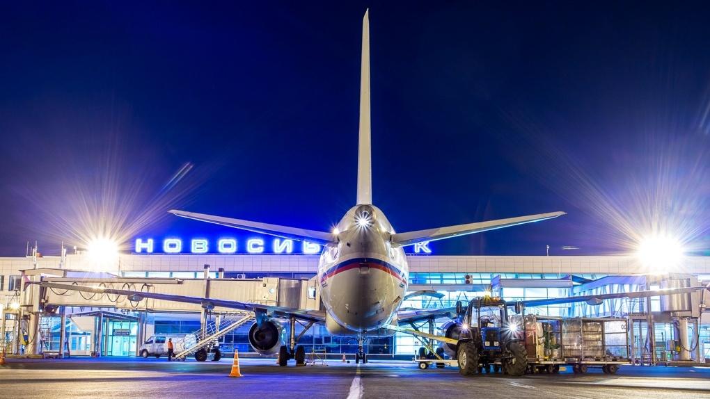 Новосибирцы смогут добраться до Кемерово на самолете