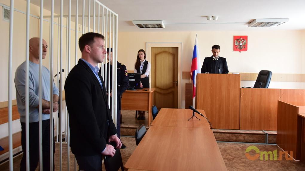 В Омске начали оглашать приговор экс-министру имущественных отношений Меренкову