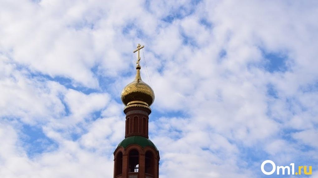 В Омской области поймали мужчину, воровавшего в Приходе