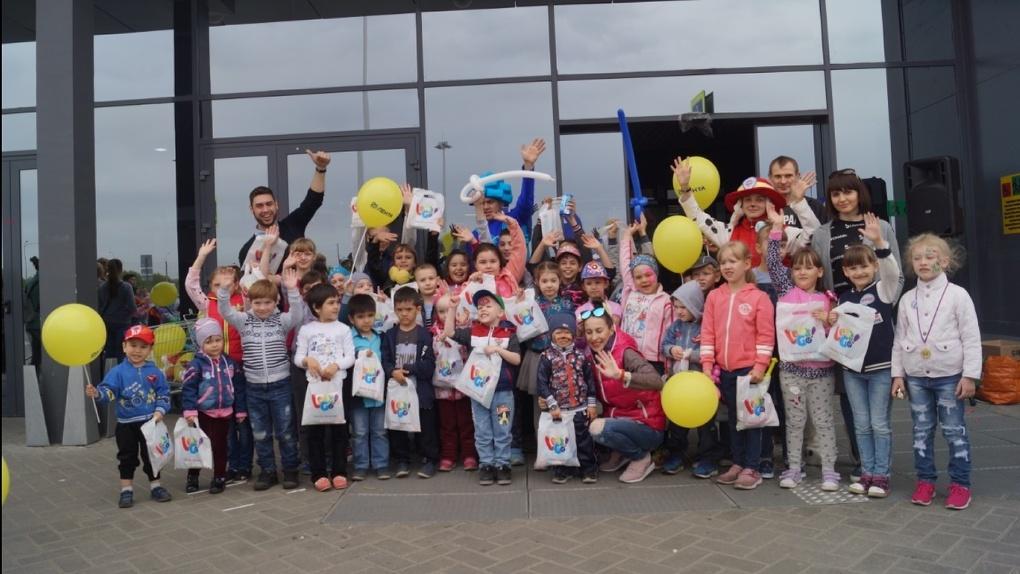 Праздник детства: ко Дню защиты детей в магазинах проведут занимательные мастер классы и развлекательные программы
