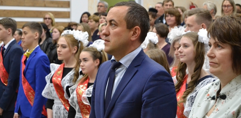 Каракоз пожелал выпускникам достойно сдать ЕГЭ