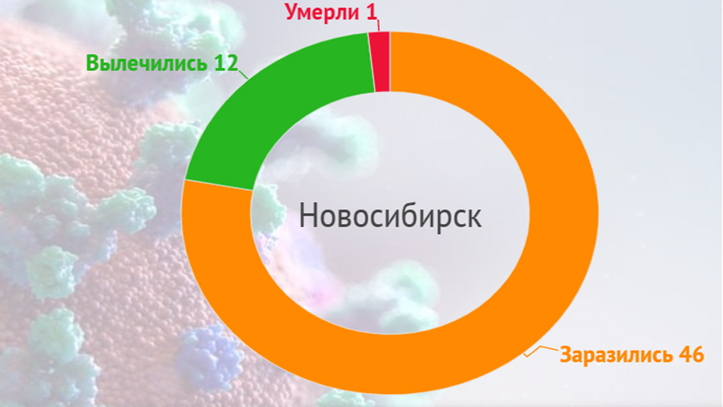 Коронавирус в мире, России и Новосибирске: актуальная информация на 14 апреля