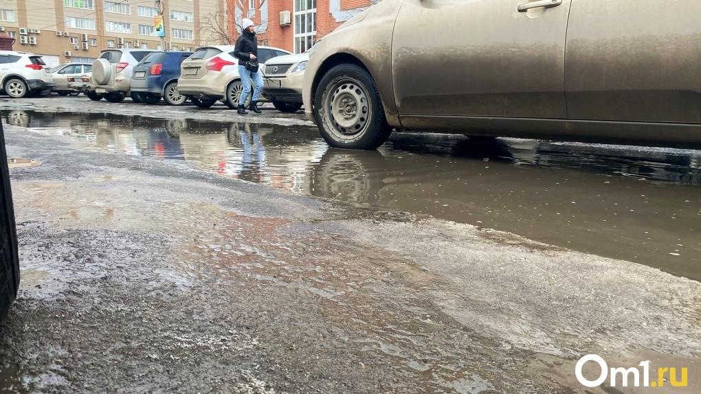 «Разбитый асфальт и немытые тротуары»: причину плохих дорог назвал мэр Новосибирска Анатолий Локоть
