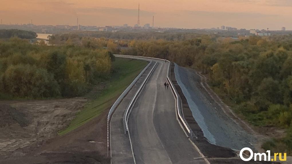 На узком участке 3-й Островской в Омске движение сделают односторонним
