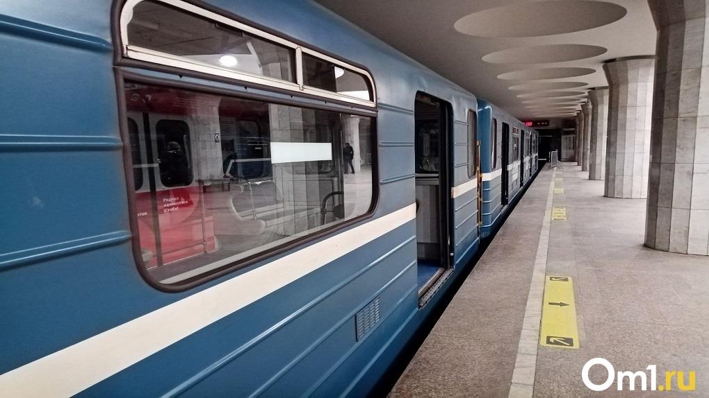 В Новосибирском метрополитене резко сократился пассажиропоток