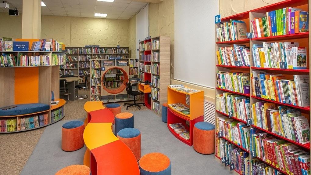 В Новосибирской области появится 12 модельных библиотек