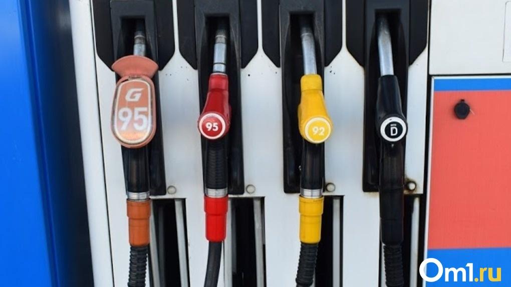 В Омской области дешевеет бензин и газ