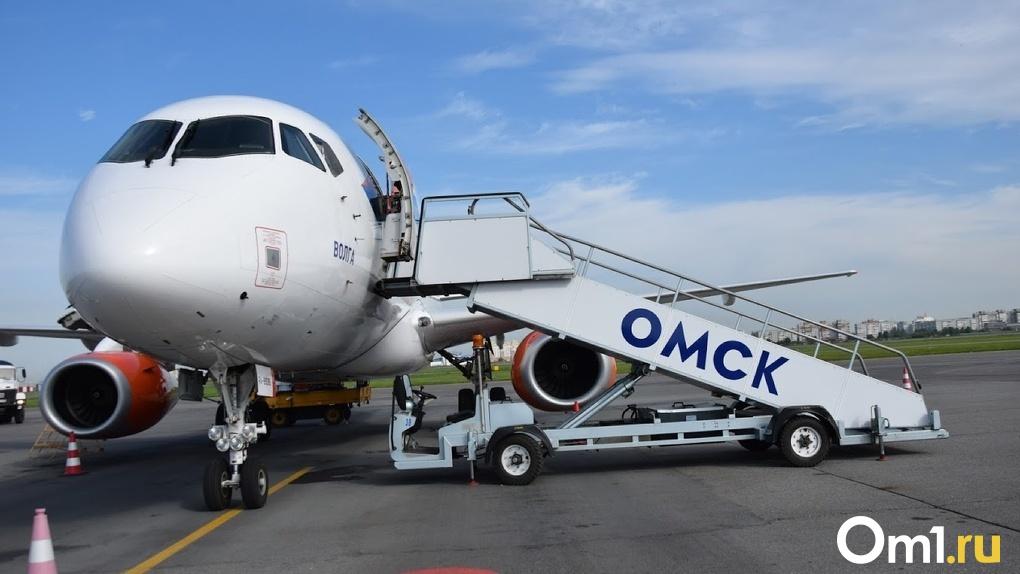 Количество возвращенцев из Москвы в Омск превысило число улетевших